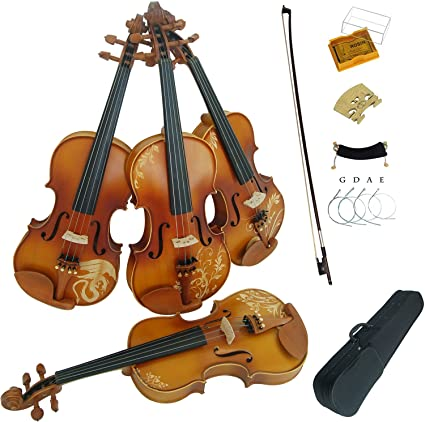 Aliyes Solid Wood Violin