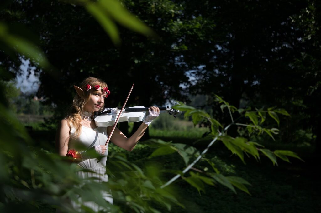 health benefits of violin playing