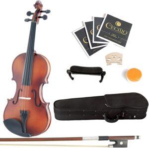 Mendini 1/4 mv300 violin